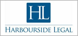 Harbourside Legal Services Logo & Brett Slater Solicitors Logo